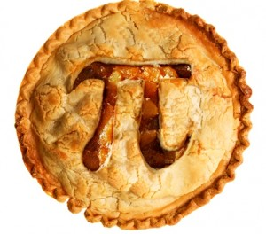 Let them eat Pi