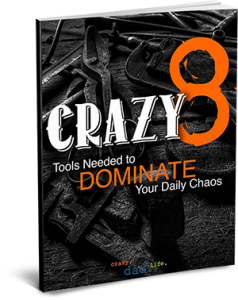 CrazyDadLife - Crazy 8 Tools Small